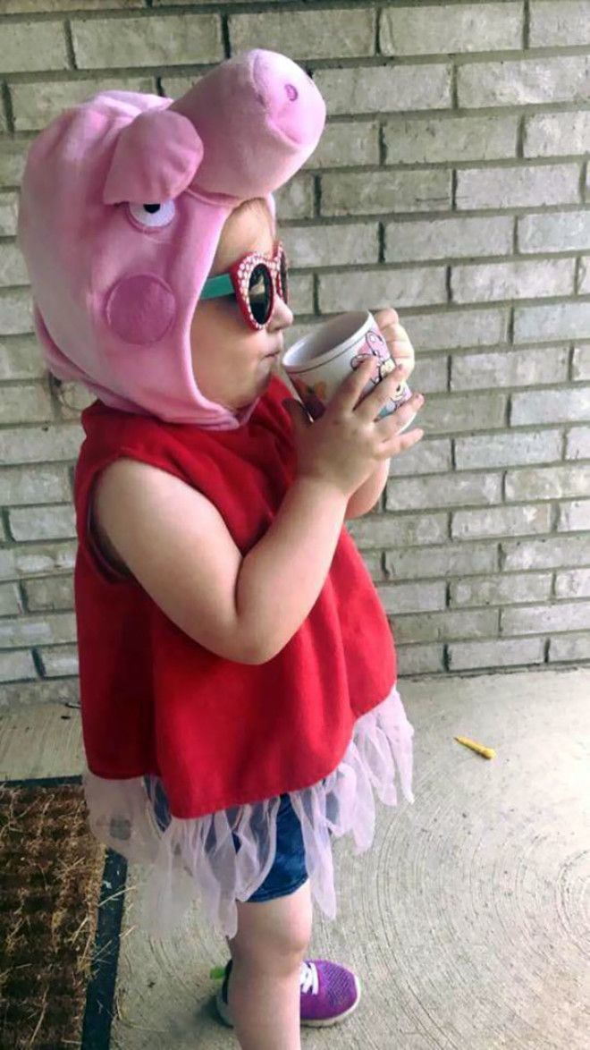 Когда родители разрешили одеться на прогулку, как хочешь - 22 феерических фото