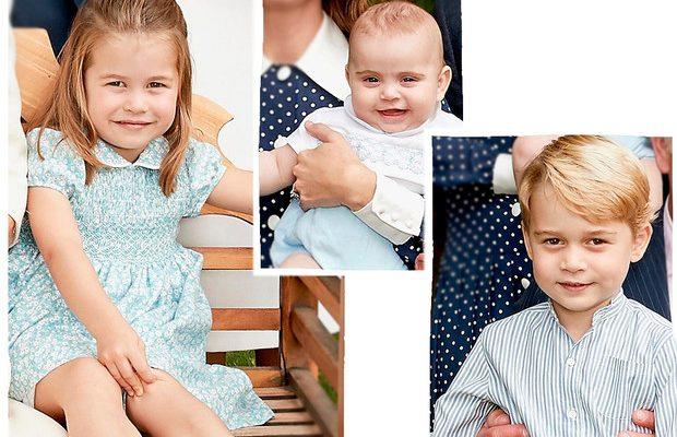 Королевские дети