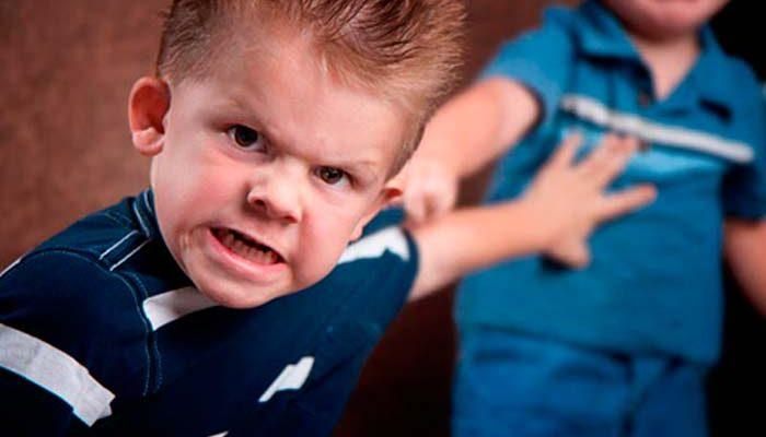 Ребенок-хулиган