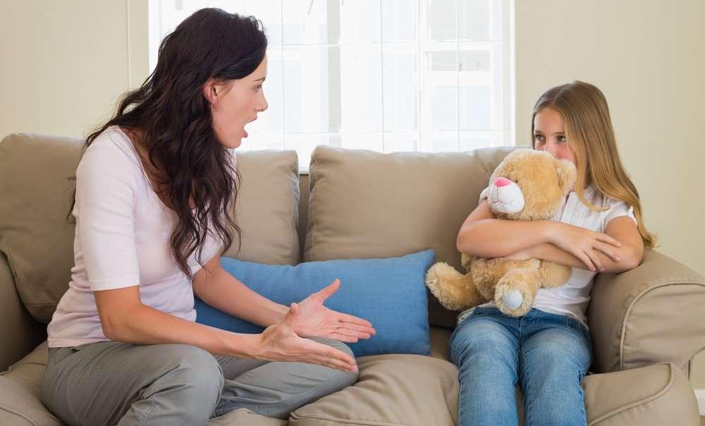Эмоциональная агрессия к ребенку