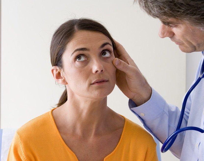 имптомы анемии