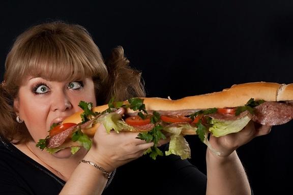 инфаркт и переедание