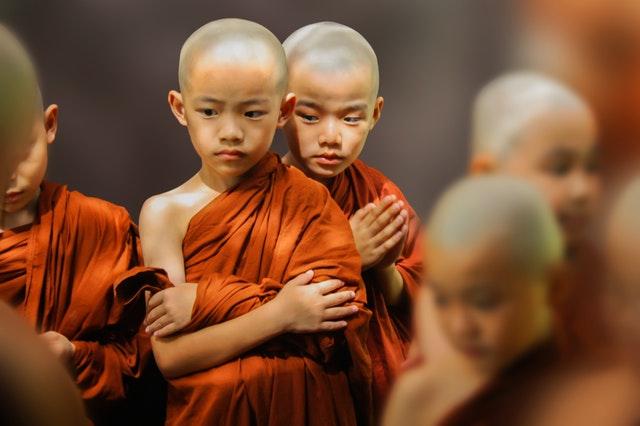 Тибет воспитание