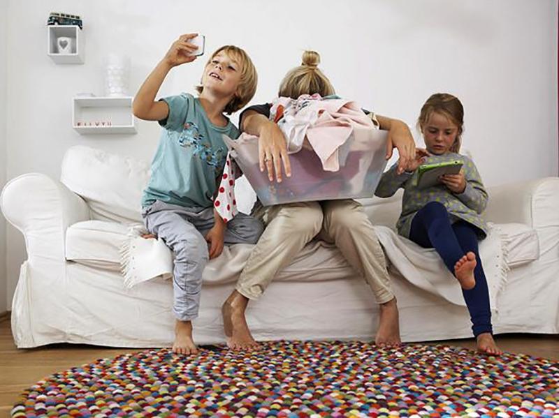 Как не срываться на детях