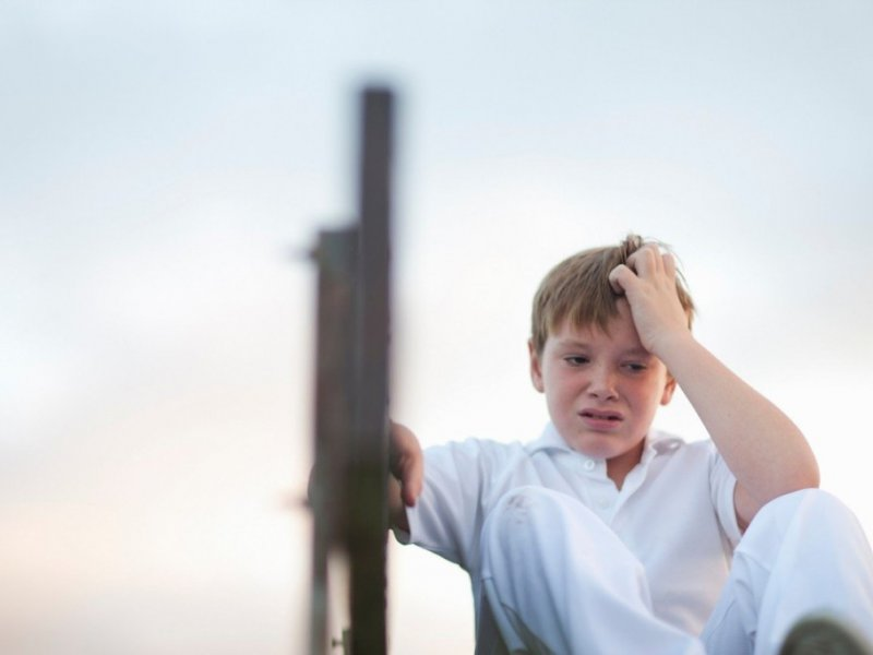 Унижения в детстве