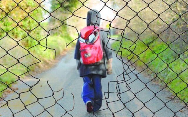 Ребенок сбежал из дома