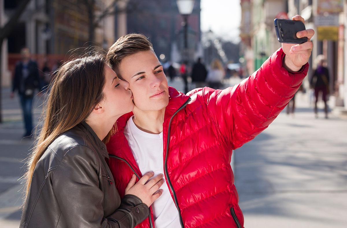 Совремнные подростки