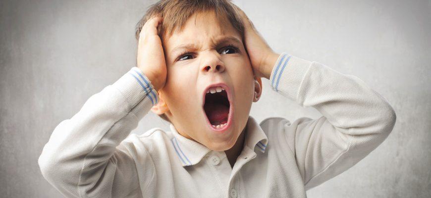 Стресс у детей