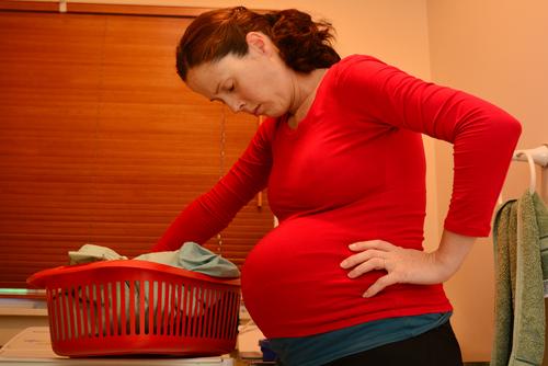Запреты для беременных работа