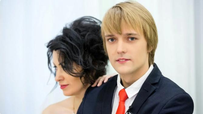Вторая жена Сергея Зверева