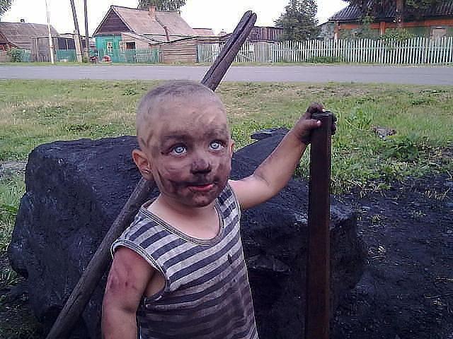На лето, к бабушке, в деревню - 24 фото счастливого детства