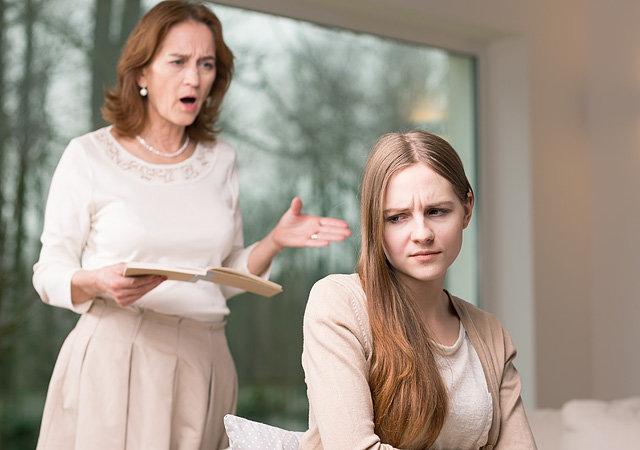 Когда мама считает, что она всегда права, или как влияет токсичное родительское отношение на детей