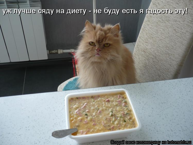 Не буду я это есть! Или - 34 улетных фото, когда готовил папа
