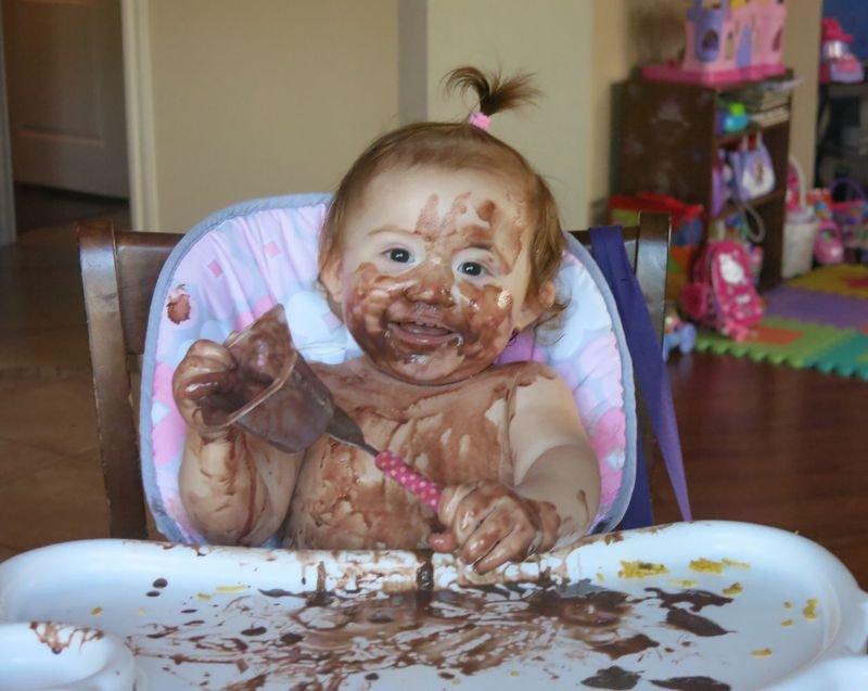 Вот как надо получать удовольствие от еды - 30 замечательных фото
