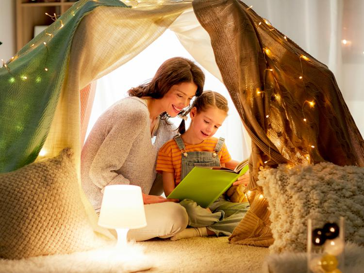 Сказкотерапия, как способ лечения детских страхов
