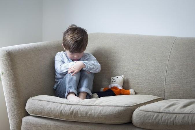 Психологические причины, вызывающие детские болезни