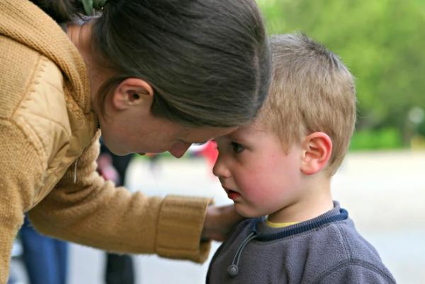 Что делать, если в доме живет маленький и несговорчивый упрямец