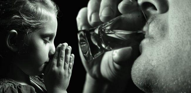 Дети алкоголиков - будущее