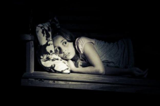 Как родители сами прививают страхи своим детям, а потом удивляются - откуда это у них