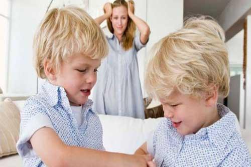 Что делать, если дети в семье постоянно ссорятся