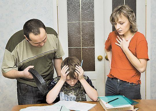Опасные фразы родителей, которые не стоит употреблять