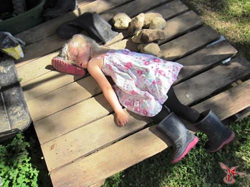 Это могло случиться только в детстве - 22 чудесных фото с забавными комментариями