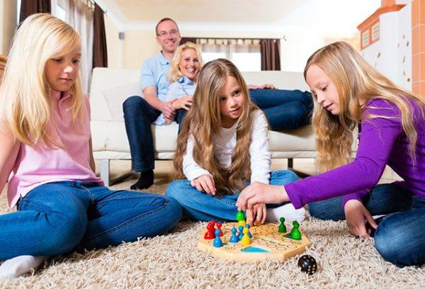 Настольные игры и навыки общения