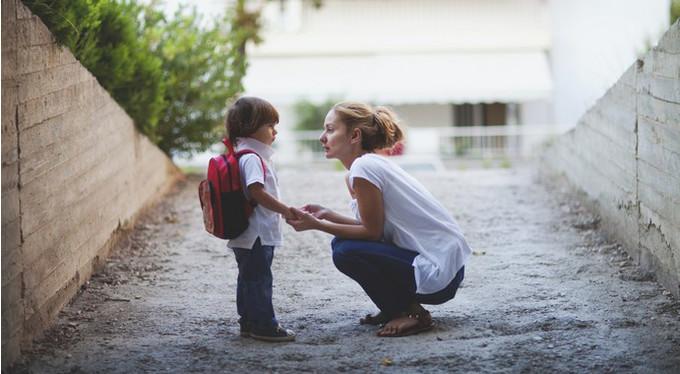 контакт с ребенком