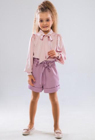 Шорты для девочек – модная одежда на каждый день