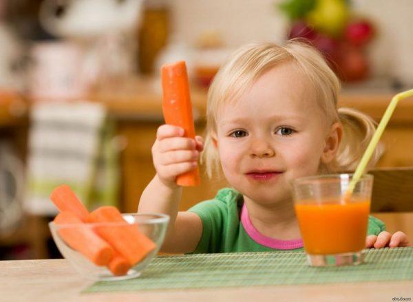 Чем лучше утолять жажду ребенку
