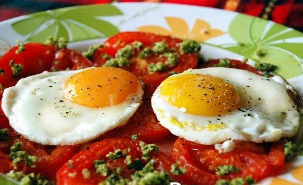 """Неделя """"помидорного"""" рациона - и минус 5 кг"""