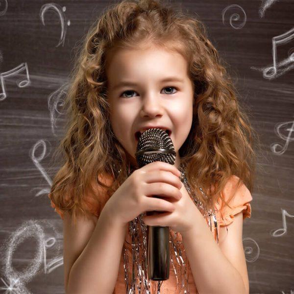 Отдайте ребенка на вокал