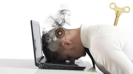 Выгорание или знаки, которые сигнализируют - работу надо срочно менять
