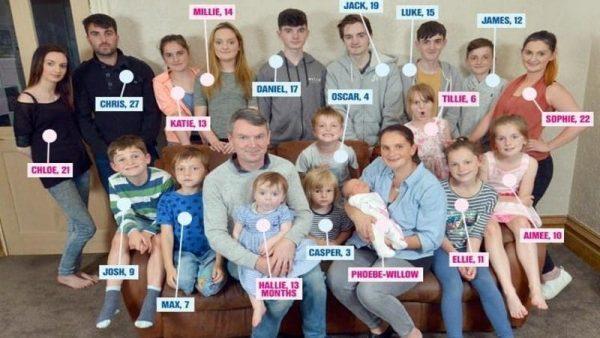Семья Рэдфорд