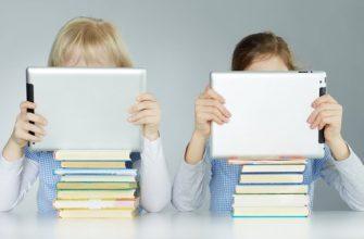 Что выбрать школьнику - поветбук или планшет