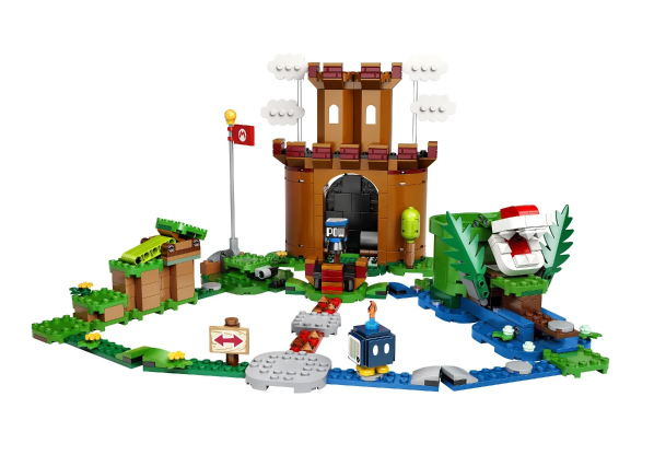 71362: Guarded Fortress