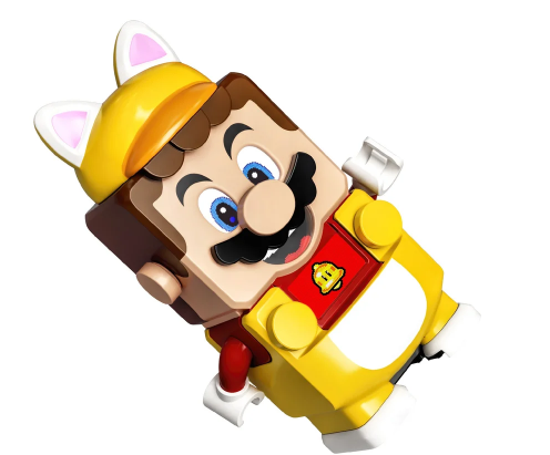 71372: Cat Mario Power-Up Pack