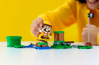 71373: Builder Mario Power-Up Pack
