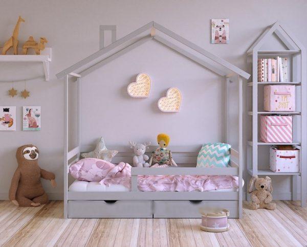 Кровать-домик ИКЕА