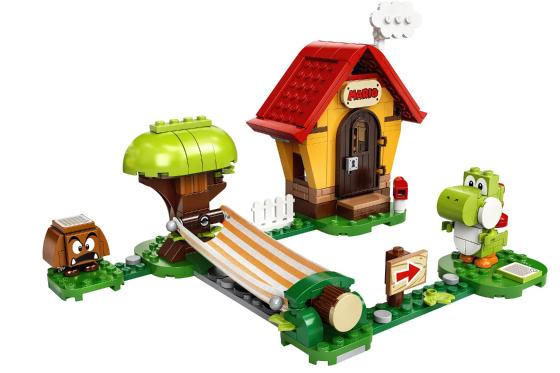 71367: Mario's House & Yoshi / Дом Марио и Йоши