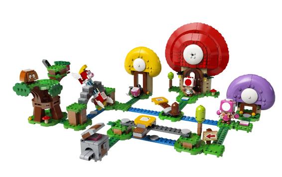 71368: Toad's Treasure Hunt / Охота за сокровищами Тода