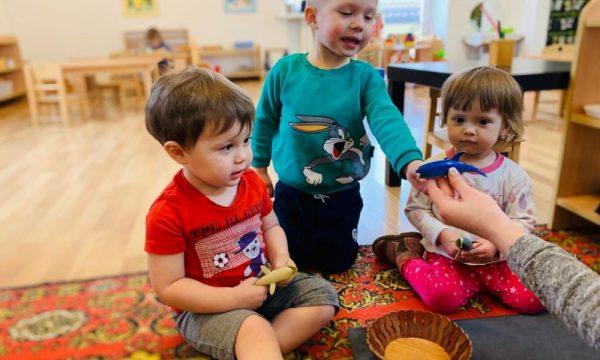 Адаптация к детскому саду