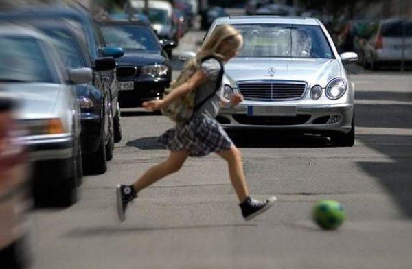 Безопасность на дороге - 12 правил, которым родители должны научить детей