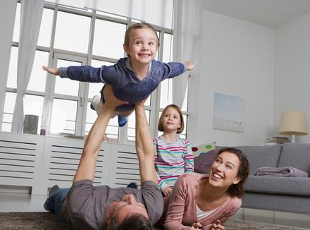 Если в семье дети от разных браков - что главное для родителей