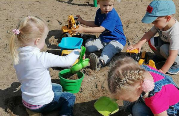 Детский сад Егоза