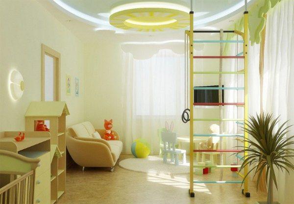 Свет в детской
