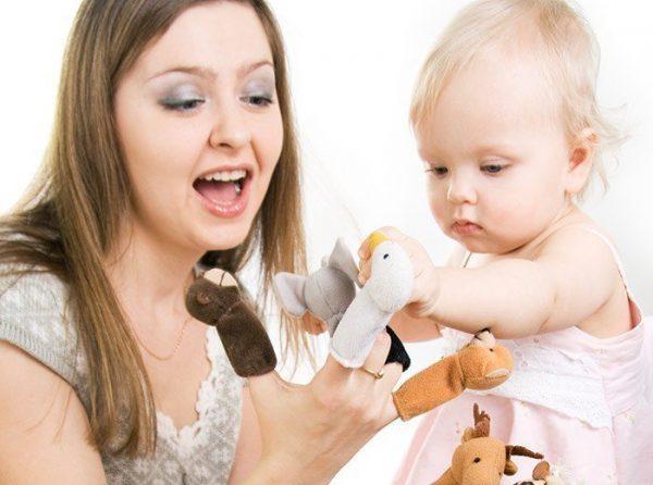 Кукольный театр для малыша