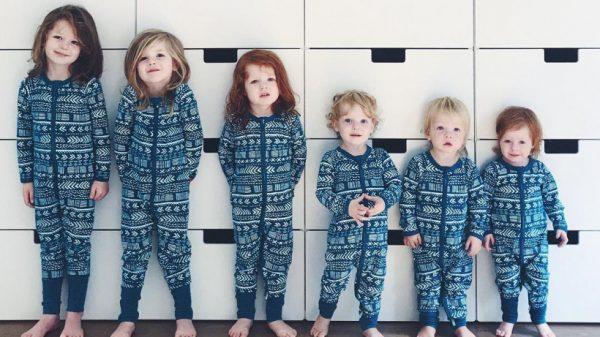 Шестеро детей семьи Данстан