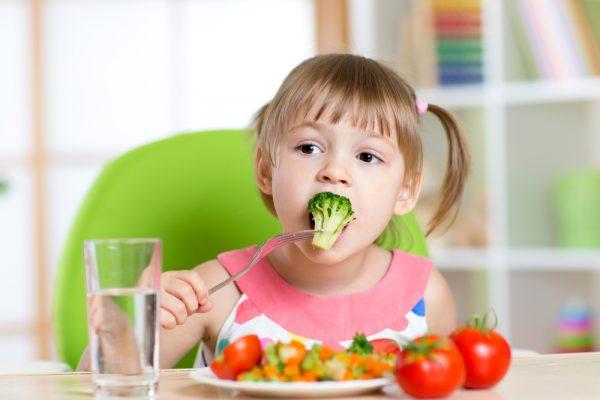 Ребенок на диете