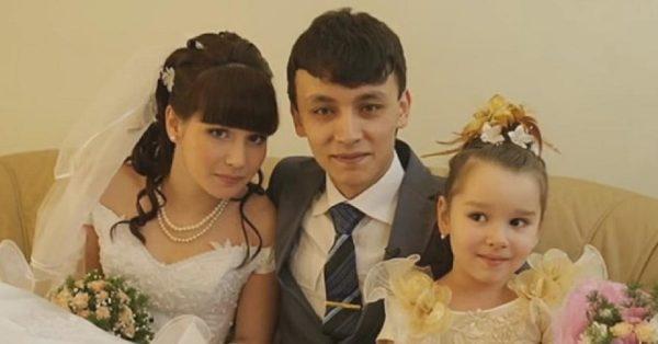 Свадьба Вали Исаевой